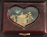My childhood jewelry box